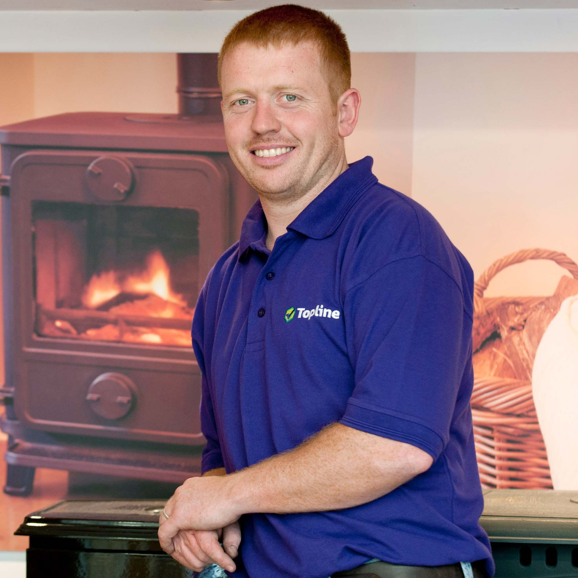 Plumbing Specialist and Sales - Niall Osborne