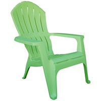 Adams  Real Comfort Adult Adirondack Chair - Summer Green