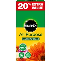 All Purpose Plant Food - 1Kg + 20% Extra Value