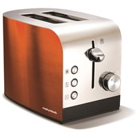 Morphy Richards  2 Slice Toaster - Copper