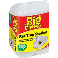 The Big Cheese  Rat Trap Station