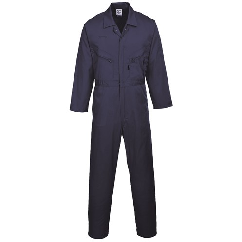 Portwest  Standard Overalls - Royal Blue