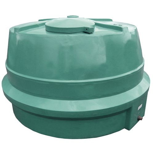 Carbery  Vertical Oil Tank - 2,200 Litre