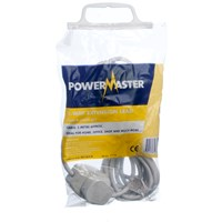 Powermaster  5m Extension Lead - 13 Amp 1 Gang
