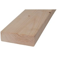 SNR  Eased Edged Kiln Dried Timber - 125 x 44mm