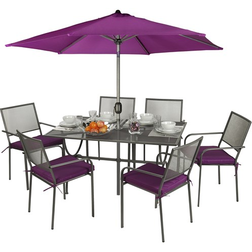 Manor  6 Seater Garden Furniture Set