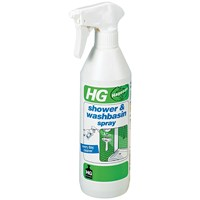 HG  Shower & Washbasin Cleaning Spray - 500ml