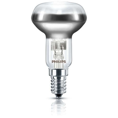 Philips EcoClassic E14 R50 Reflector Light Bulb Boxed - 28W